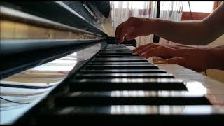 (Yiruma) River flows in you -Cover Antonino Marino Pianoforte