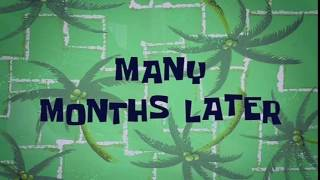 Many Months Later | SpongeBob Time Card #14