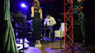 Syuzi Sirakanyan and Imagine Band at Arevik Lounge