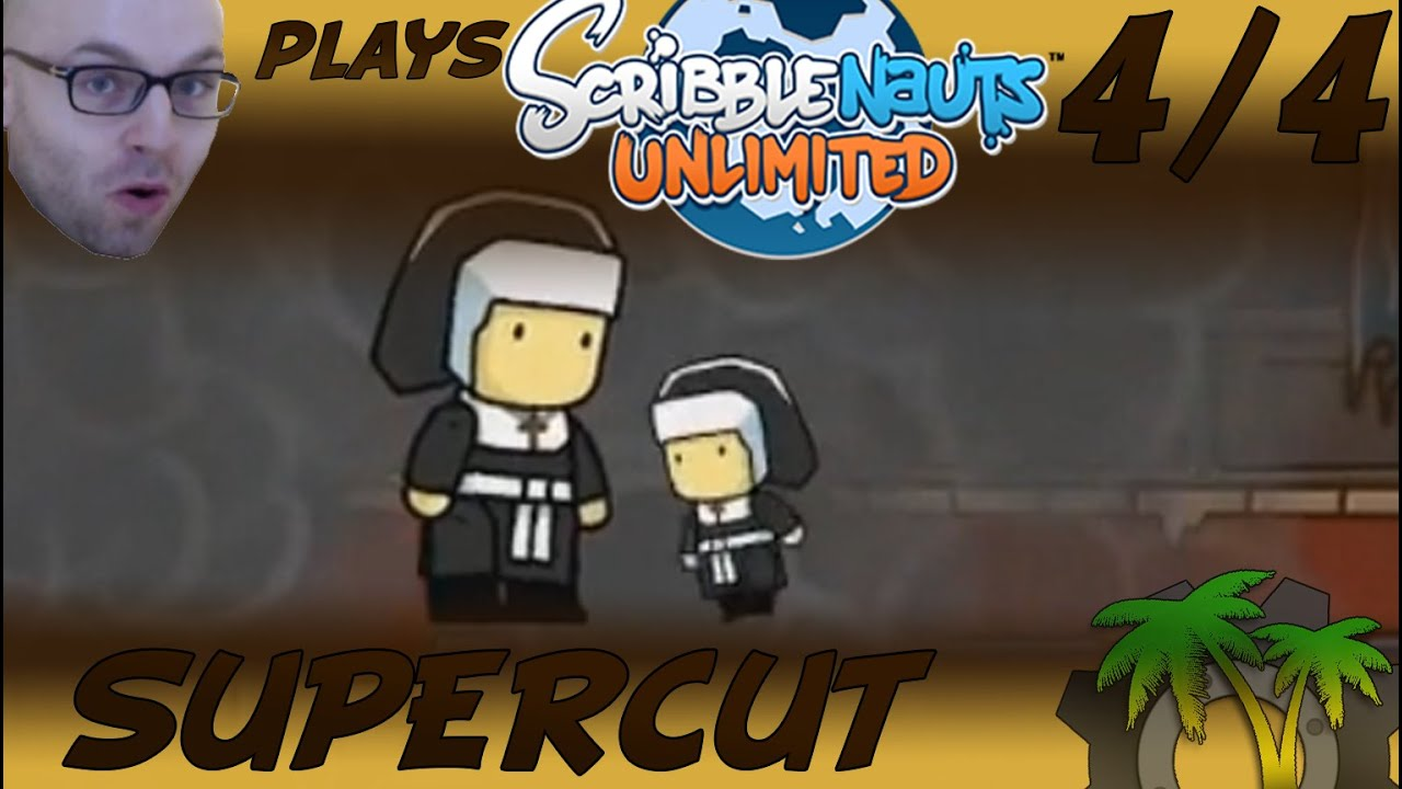 GoodEgor - [Northernlion Plays - Scribblenauts Unlimited] Supercut Part 4/4