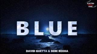 David Guetta & Bebe Rexha -Blue
