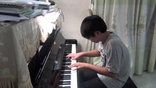 The piano-Amazing short piano