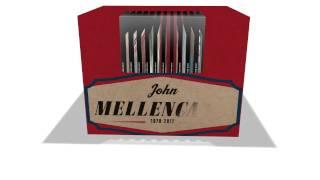 MELLENCAMP- 19CD Unboxing
