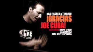 Cachondea [radio edit] // CD ¡Gracias Joe Cuba! // Nils Fischer & Timbazo