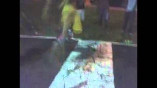 No asfalto - Vinho, Ladeira, Descalços. Caqui vs Akira / Freestyle
