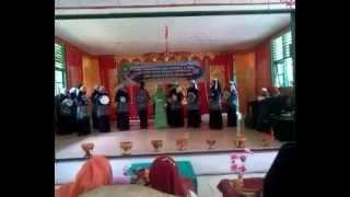 Qosidah rebana Pondok Pesantren Al-hidayah Tarbiyah Islamiyah Muaralabuh