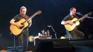 Dave Matthews Tim Reynolds Wien 040117 Jimi Thing (Jam session and final)