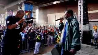 Robo the Technician - Not in Vain - Live @ Back to the City - 2012