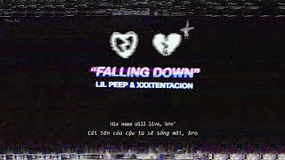 [VIETSUB+LYRICS] Falling Down - Lil Peep & XXXTENTACION