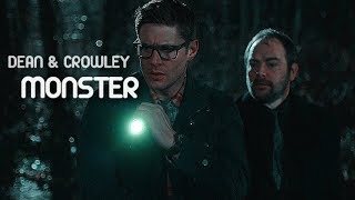 [SPN] Dean & Crowley || Monster (Video Request)
