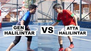 Futsal Rusuh!! Gen Halilintar VS Atta Halilintar