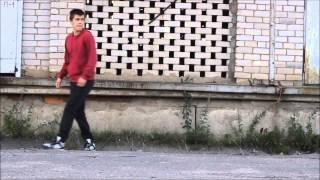 Çılgın Dubstep Dansı Ve Müziği