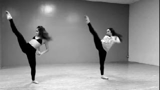 Haunted - Beyonce (cover) danced by Simone / Giovanna