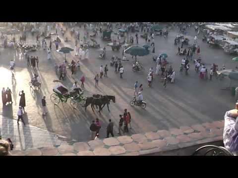 Panasonic HDC-SD40 – Marrakech, Morocco