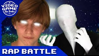 Slender Man vs. Herobrine - Video Game Rap Battle