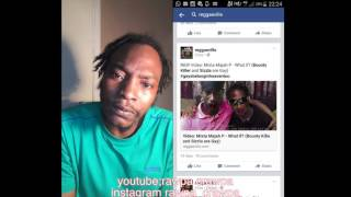 fuckery dem promote dissing bounty killer & sizzla / vlog /vine