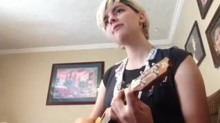 Counting Song for Bitter Children - the Mountain Goats (cover by Celeste Fay)