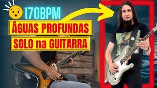 Aguas Profundas - David Quinlan (Solo guitarra)