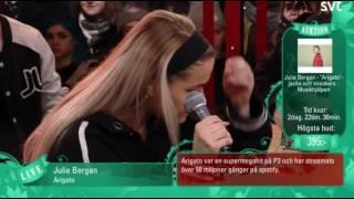 Julie Bergan - Arigato | Live 🌟 Musikhjälpen 2016 🌟