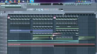 Hard Rock Sofa vs Eva Shaw - Get Down (FL Studio Remake)
