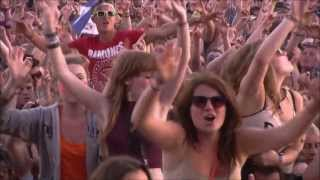 [1/19] The Killers, Somebody Told me, T in the Park 2013 [HD 1080p]