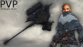 Dark Souls 3 - Ledo's Hammer PvP