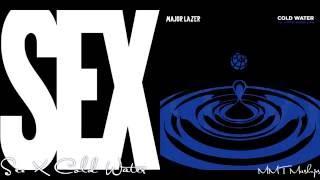 Cold Water X Sex | Justin Bieber, MØ, Cheat Codes, Kriss Kross Amsterdam & Major Lazer Mashup!