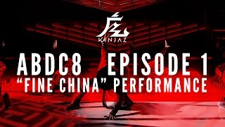 "KINJAZ | ABDC Episode 1 ""Fine China"" Performance @chrisbrown"