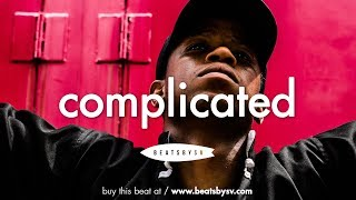Afrobeat Instrumental 2019 ''Complicated'' [Afro Pop Type Beat With Hook]