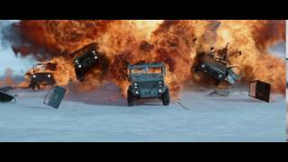 [120FPS] Fast and Furious 8 - The Fate of the Furious | Teaser Trailer #1 | 2017