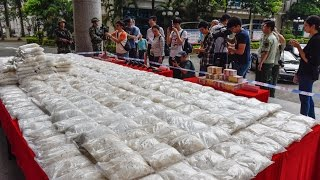 717 kg of meth seized in S China