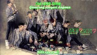 Hello - GOT7 [Sub. Esp + Hangul + Romanización]