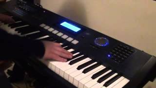 Avicii vs Nicky Romero - I Could Be The One - Piano Version
