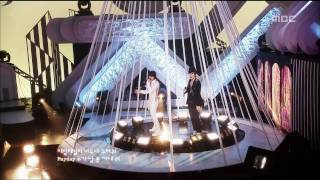 Outsider(with K.will) - Loner, 아웃사이더(with 케이윌) - 외톨이, Music Core 20090711