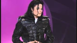Michael Jackson Wins International Artist - AMA 1993