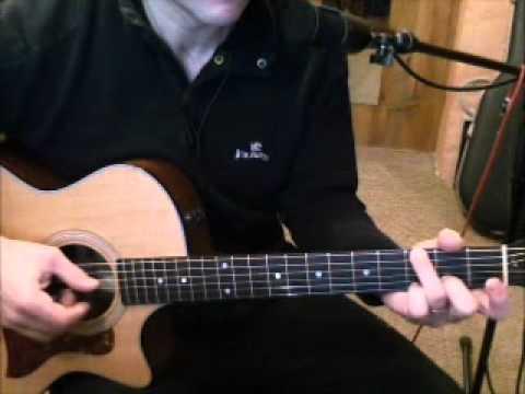 Jouer Les copains d'abord  de Georges Brassens à la guitare