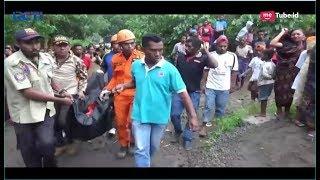 3 Anak Tewas Tertimbun Tebing Longsor di Kab. Sikka - SIS 08/01