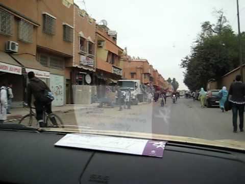 Driving in Marrakech 3