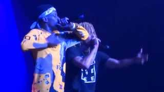 Underachievers live @ Woo Hah Festival 2015!
