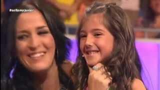 Leonor López- Fandango- gala 10 juniors copla