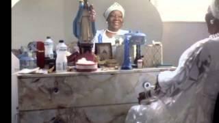 Clementina de Jesus - PONTO DE MACUMBA  (A capella) - Tradicional
