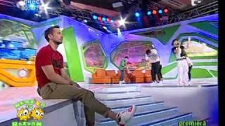 Jimmy Dub - Sunglasses la Neata cu Razvan si Dani ( sursa : antena 1 )