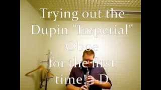 "The Dupin ""L'Imperial"" oboe"