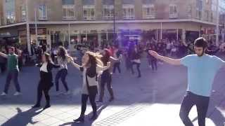 GREEK FLASH MOB BRISTOL 2014