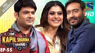 The Kapil Sharma Show -दी कपिल शर्मा शो- Ep-55-Ajay Devgan and Kajol Rock Kapil's Show–29th Oct 2016 width=
