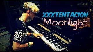 XXXTENTACION - Moonlight | Tishler Piano Cover