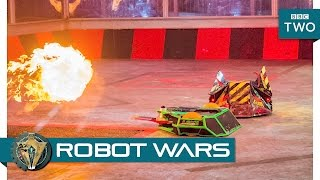 Robot Wars: Episode 1 Battle Recaps 2017 - BBC Two