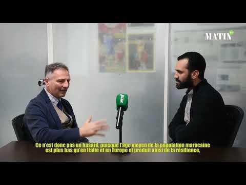 Video : Stefano Guercini : «L'Italie n'a pas encore conscience du potentiel des joueurs marocains»