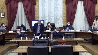 Consiglio Comunale Marsala - Seduta del 03/03/2021