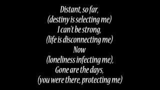 Dead by April - Losing you (Acoustic Version) HQ+Lyrics